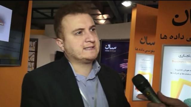 مدیر فنی شرکت سان از هوش تجاری صحبت میکند