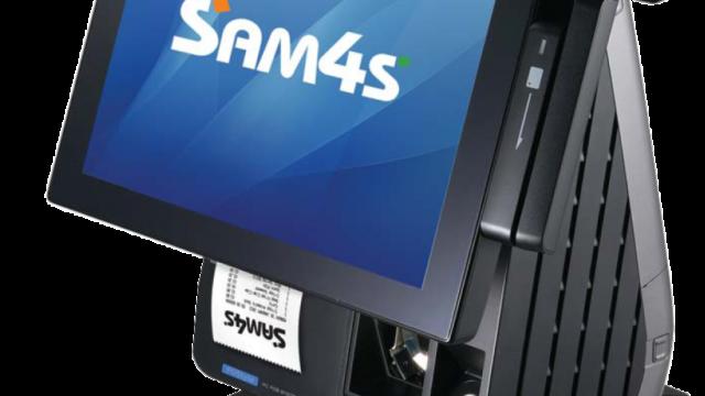 صندوق های فروشگاهی هوشمند SAM4s به ایران آمد