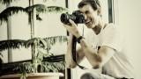 عکاس امریکایی با پیام صلح به تدکس کیش آمد