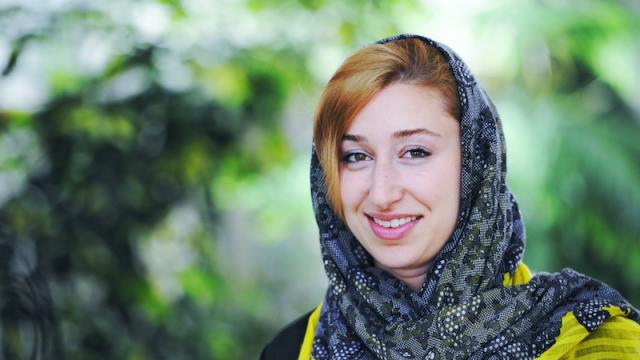 کتایون خسرویار میگوید بدون تکنولوژی نمیتواند زندگی کند