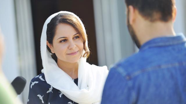 """این دختر ایرانی مدیر یک شرکت استارتاپ در """"سیلیکون ولی"""" است"""