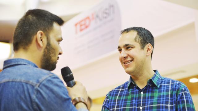 کنفرانسهایی مثل تدکس کیش ایجاد امید میکنند