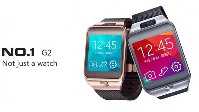 بررسی ساعت هوشمند NO.1 G2