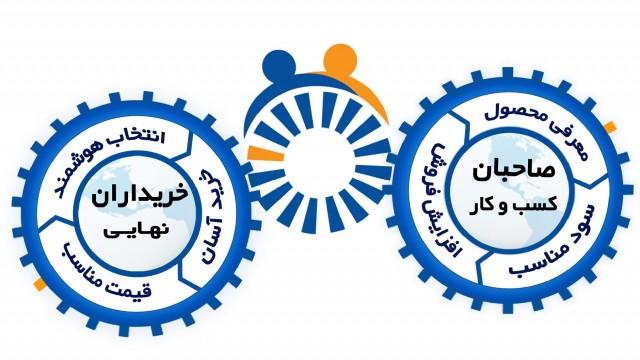 مراسم رونمایی از بازار بزرگ آنلاین ایران