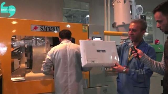 مشروح گزارش بازدید از کارخانه تولید لپ تاپ در ایران!