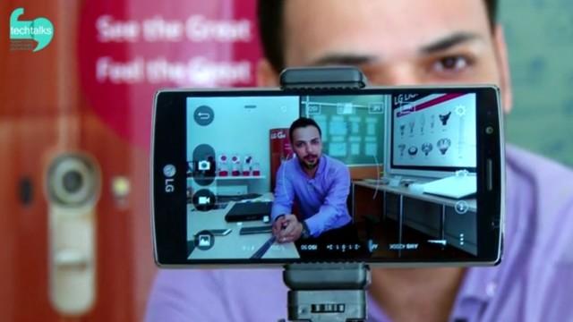 LG G4 موبایل است یا یک اثر هنری؟