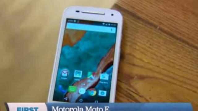Moto E محصول جدیدی از موتورولا