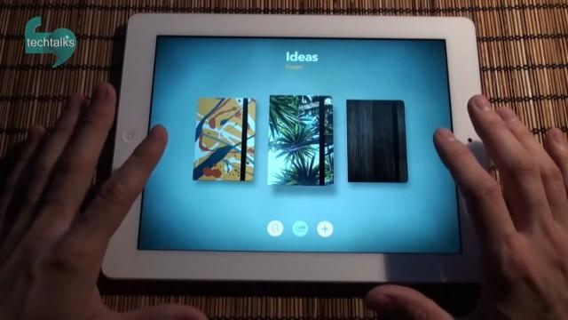 با اپلیکیشن Paper آیپد را به دفترچه یادداشت تبدیل کنید