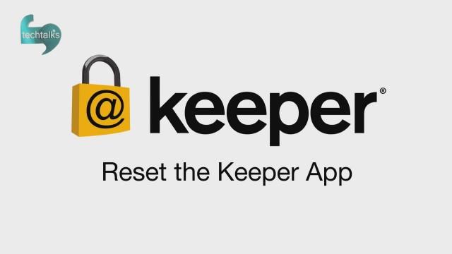معرفی نرم افزار امنیتی Keeper
