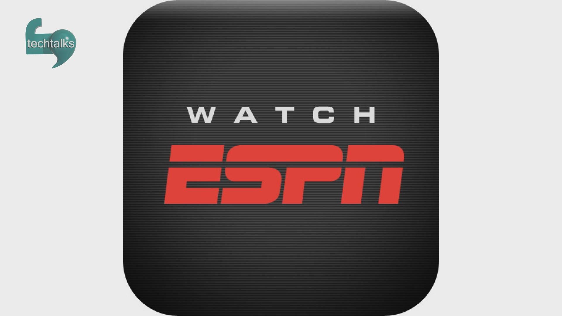 اپلیکیشن  ایاس پیان ESPN برای آنهایی که به دنبال اخبار ورزشی هستند  – تک تاکس – اولین رسانه تصویری فناوری اطلاعات و ارتباطات ایران
