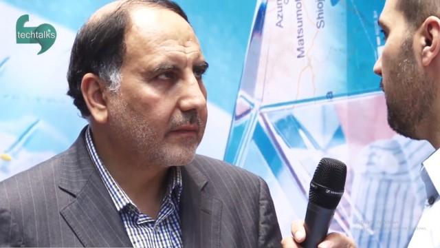 گفتگو با مدیر عامل ایرانسل، علی رضا قلمبر دزفولی