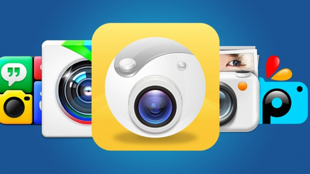 Camera360 یک اپلیکیشن تمام عیار برای عکاسی