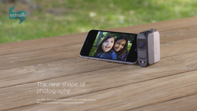 DXO ONE دوربینی کوچک اما کاربردی برای آیفون