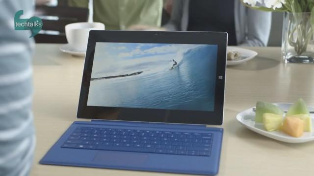 تبلت جدید ماکروسافت قراره جای لپ تاپ را برایتان پر کند