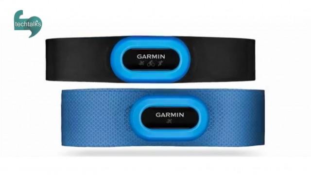 دو دستبند هوشمند GRAMIN برای ورزشکاران