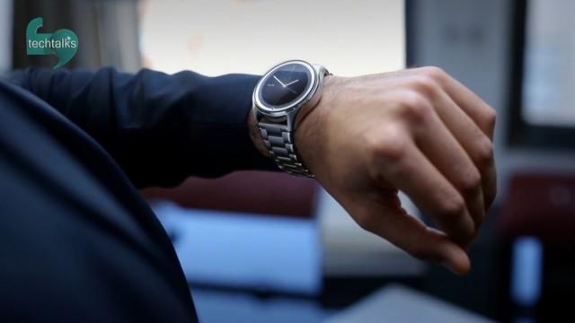 با ساعت هوشمند Olio device میتوانید مالک زمان باشید
