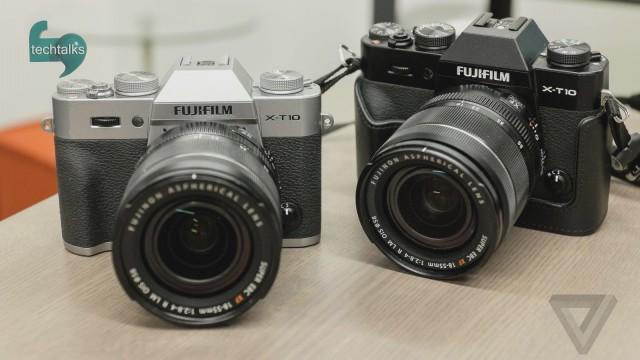 فوجی فیلم به تازگی یک دوربین اینفرارد جدید با نام X-T1 IR عرضه کرده است