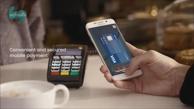 تلفن های هوشمند و سرویس پرداخت موبایل سامسونگ