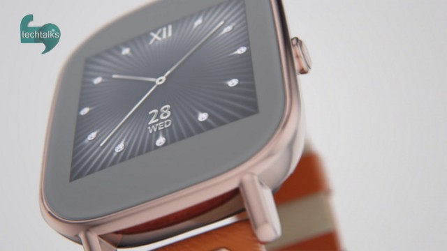 Asus zenwatch 2 سال آینده می آید