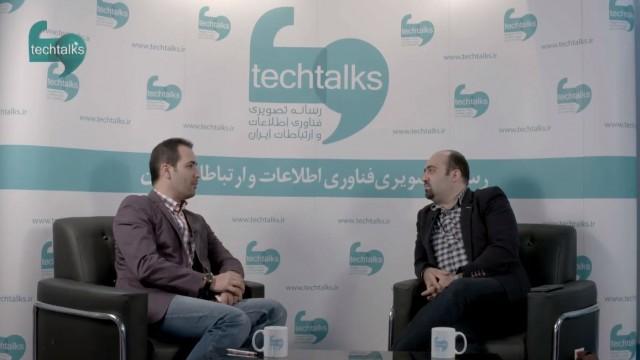 گفتگو با محمد اعلم ملکی، کارشناس بازیابی اطلاعات و ذخیره سازی (بخش اول)