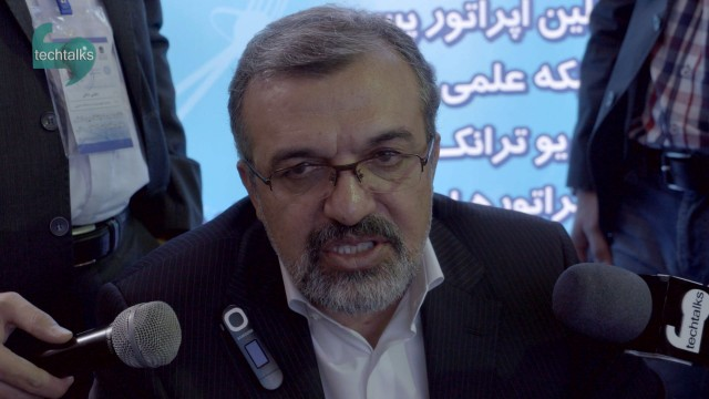 نشست خبری دکتر عمیدیان، معاون وزیر و رییس سازمان تنظیم و مقررات رادیویی