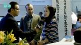 گفت و گو با ناصر کریمی، مدیر منطقه خاورمیانه ساین شاین گروپ و Janny Zhang مدیر محصول موبایل ساین شاین گروپ