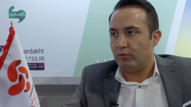 حامد منصوری مدیرعامل آسان پرداخت