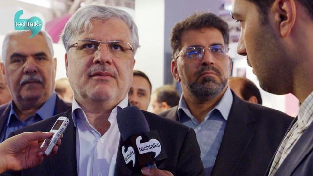 سید تقی نوربخش مدیرعامل سازمان تامین اجتماعی