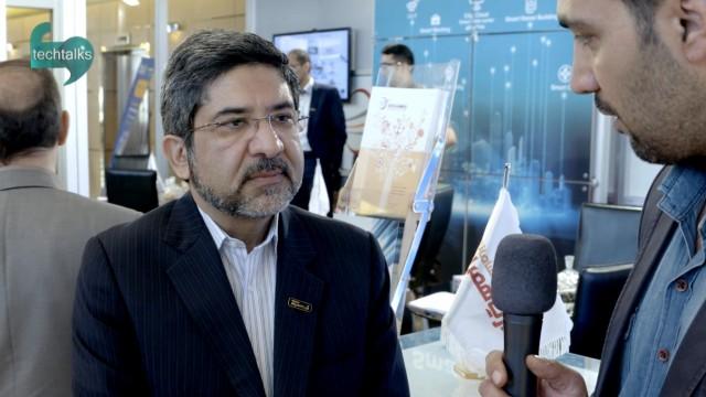 گفت و گو با اسماعیل ثنایی، مدیر عامل شرکت آریا همراه