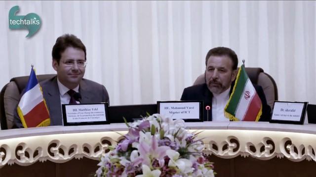 محمود واعظی : مردم تا پایان سال نتایج مذاکرات را خواهند دید