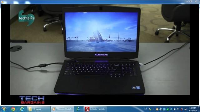 بهروزرسانی سری لپتاپها و کامپیوترهای مخصوص بازی Alienware
