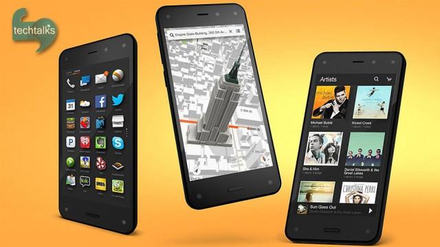آمازون فروش تلفنهای فایرفونش را متوقف کرد