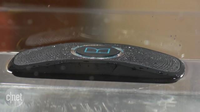 اسپیکر بلوتوت شناور در آب محصول مانستر (Monster SuperStar BackFloat)