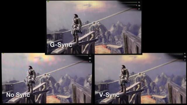 تست Nvidia G-Sync