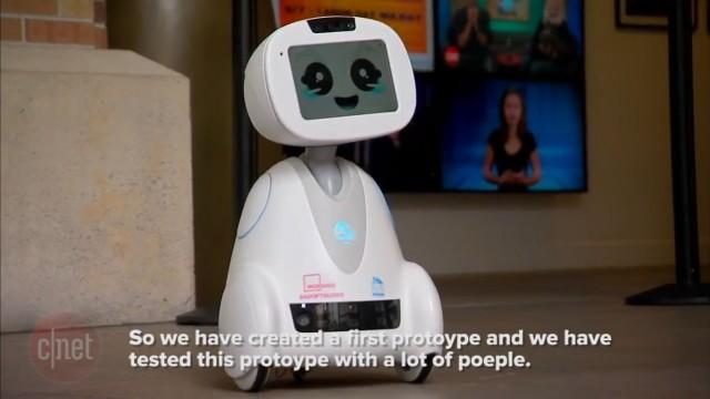 بادی ربات خانگی کمکی