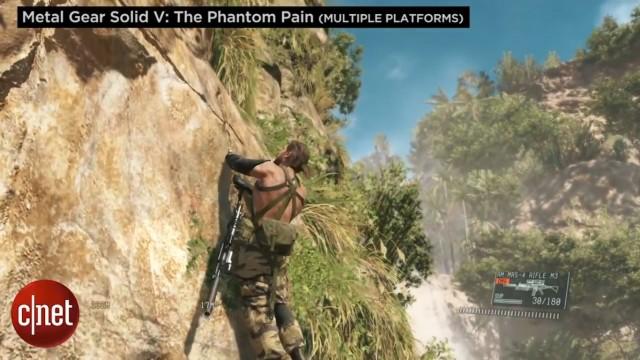 این بازیها را از دست ندهید: Metal Gear Solid V یا Prune Go zen