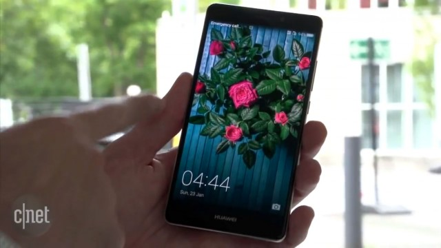 چگونه میتوان از هوآوی میت اس بدون لمس کردن صفحه نمایش استفاده کرد(Huawei Mate S)
