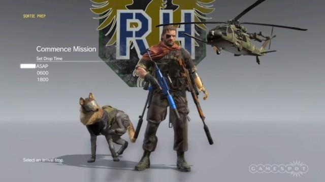 چگونه در بازی متال گیر سالید ۵ شخصیت تفنگ ساز را باز کنید (Metal Gear Solid V – The Phantom Pain)