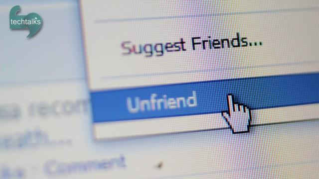 چگونه بفهمیم unfriend  شده ایم؟؟