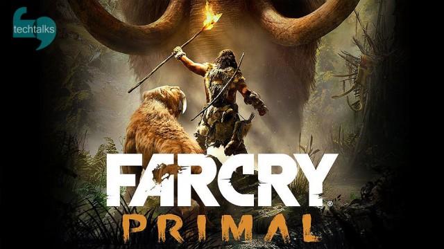 انتشار بازی Far Cry Primal در ماه فوریه