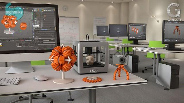 چاپگرهای سه بعدی تحولی در صنعت ایجاد می کنند