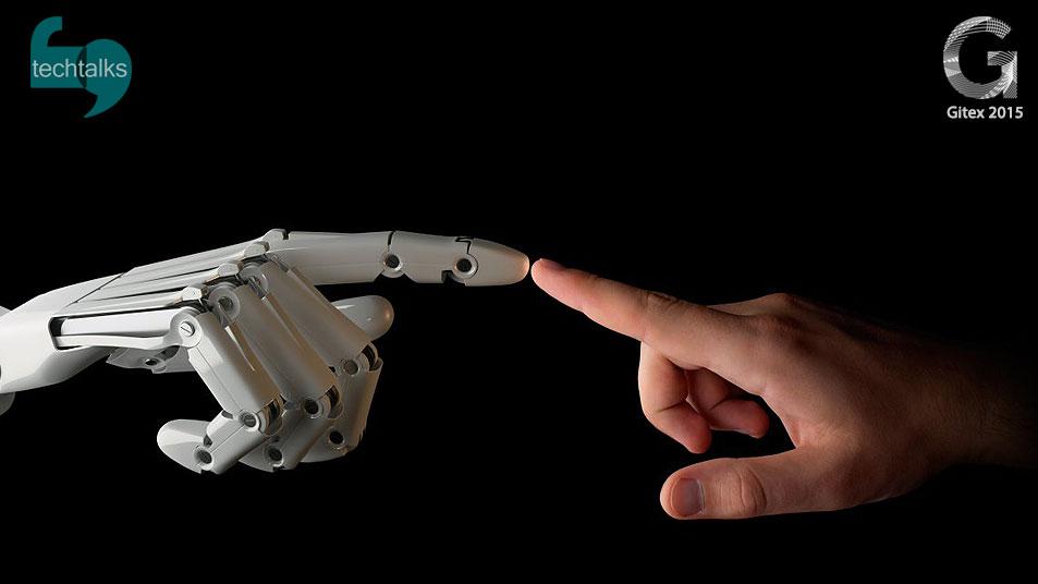 تک تاکس – رباتیک یکی از محوری ترین موضوعات جیتکس ۲۰۱۵ است – techtalks.ir