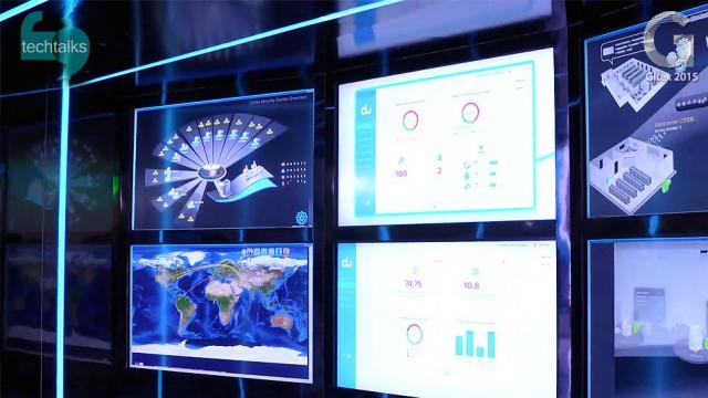 اپراتور du امارات و راهکارهای شهر هوشمند