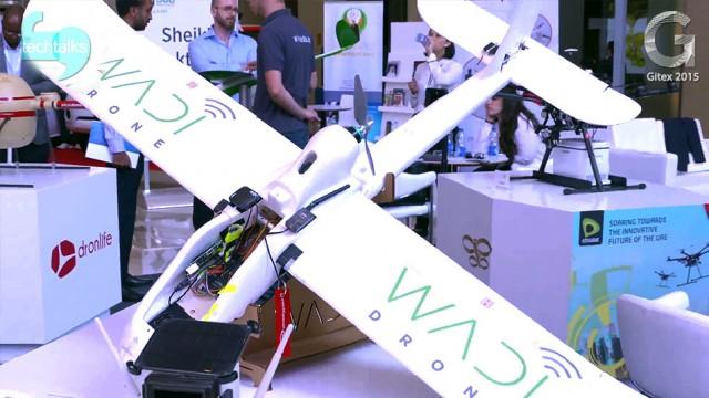 فناوری در جیتکس ۲۰۱۵ به خدمت سلامت و پلیس در آمد