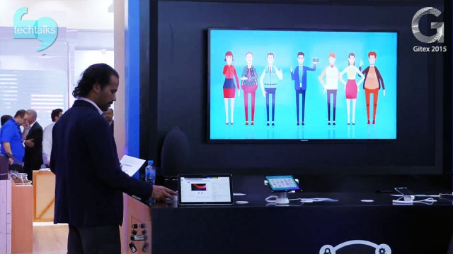 فناوری نوین شرکت سامسونگ از آشپزخانه تا محل کار در جیتکس ۲۰۱۵