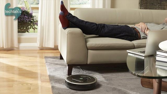 نظافت خانه تان را به Roomba  بسپارید