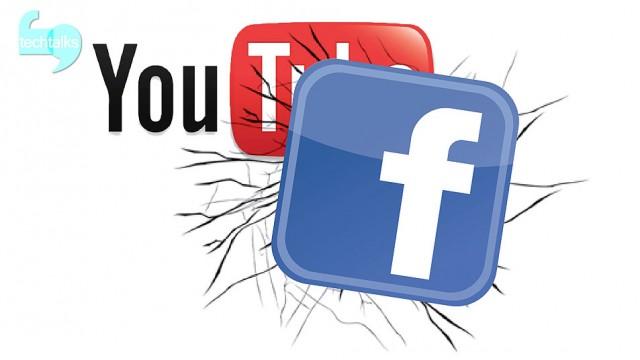 رقابت فیسبوک و یوتیوب