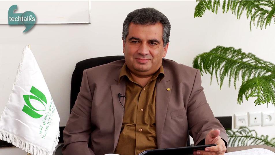 تک تاکس – بخش اول گفتگو با اصغر رضانژاد-دبیر سازمان نصر تهران – techtalks.ir