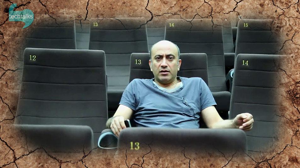 تک تاکس - عارف لرستانی:امیدی به مسئولین نیست، مردم باید دریاچه را نجات دهند - techtalks.ir