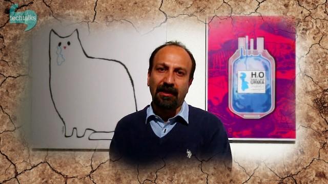 اصغر فرهادی:بدتر از خشک شدن دریاچهی ارومیه، فراموش کردن آن است